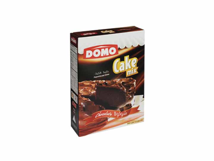 Domo cake Mix 500g |  Chocolate