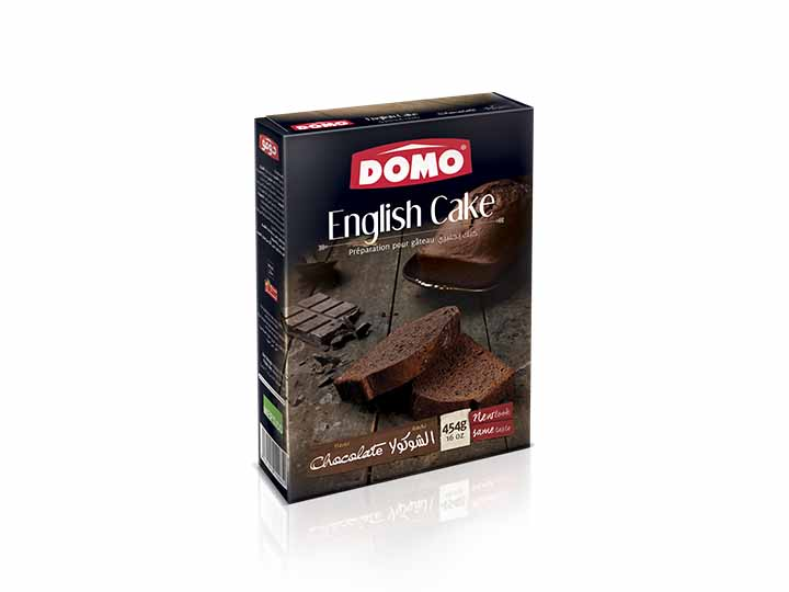 Domo English cake 454g |  Chocolate