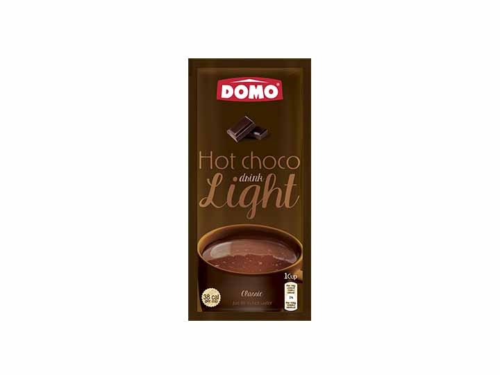 Domo Hot Chocolate Light 10g |  Classic