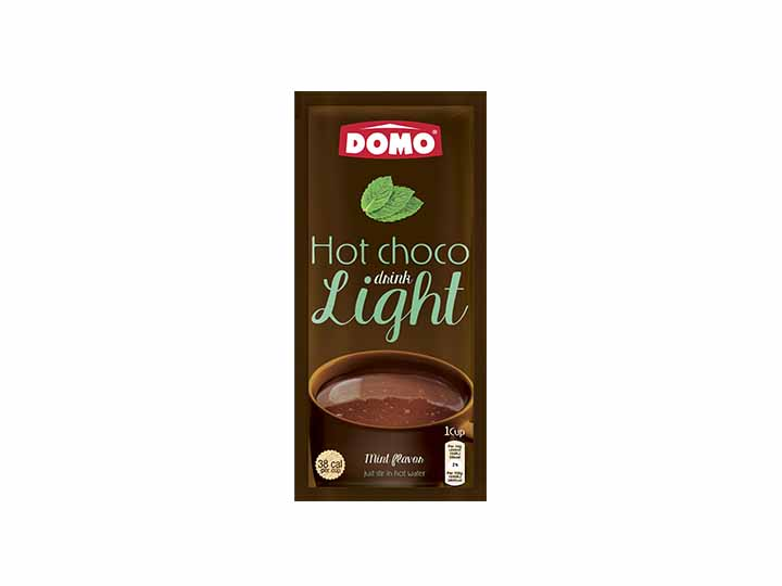 Domo Hot Chocolate Light 10g |  Mint