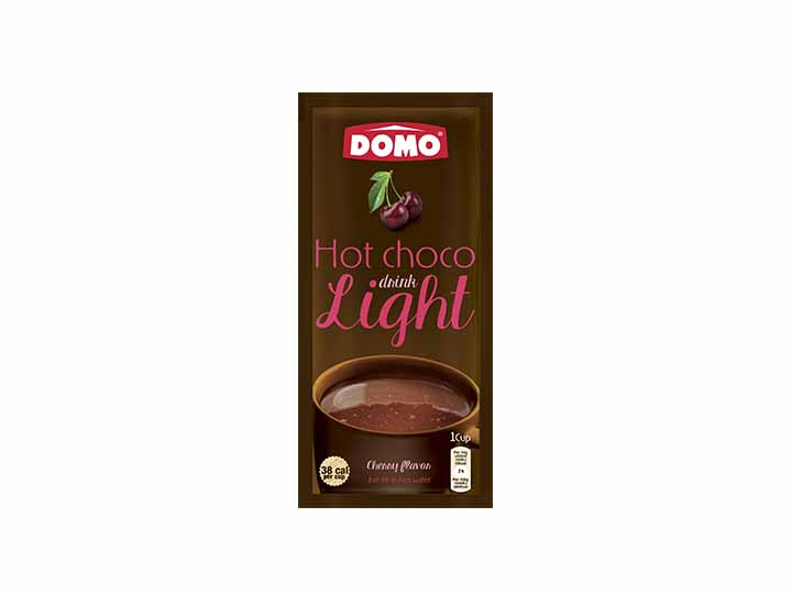 Domo Hot Chocolate Light 10g |  Cherry