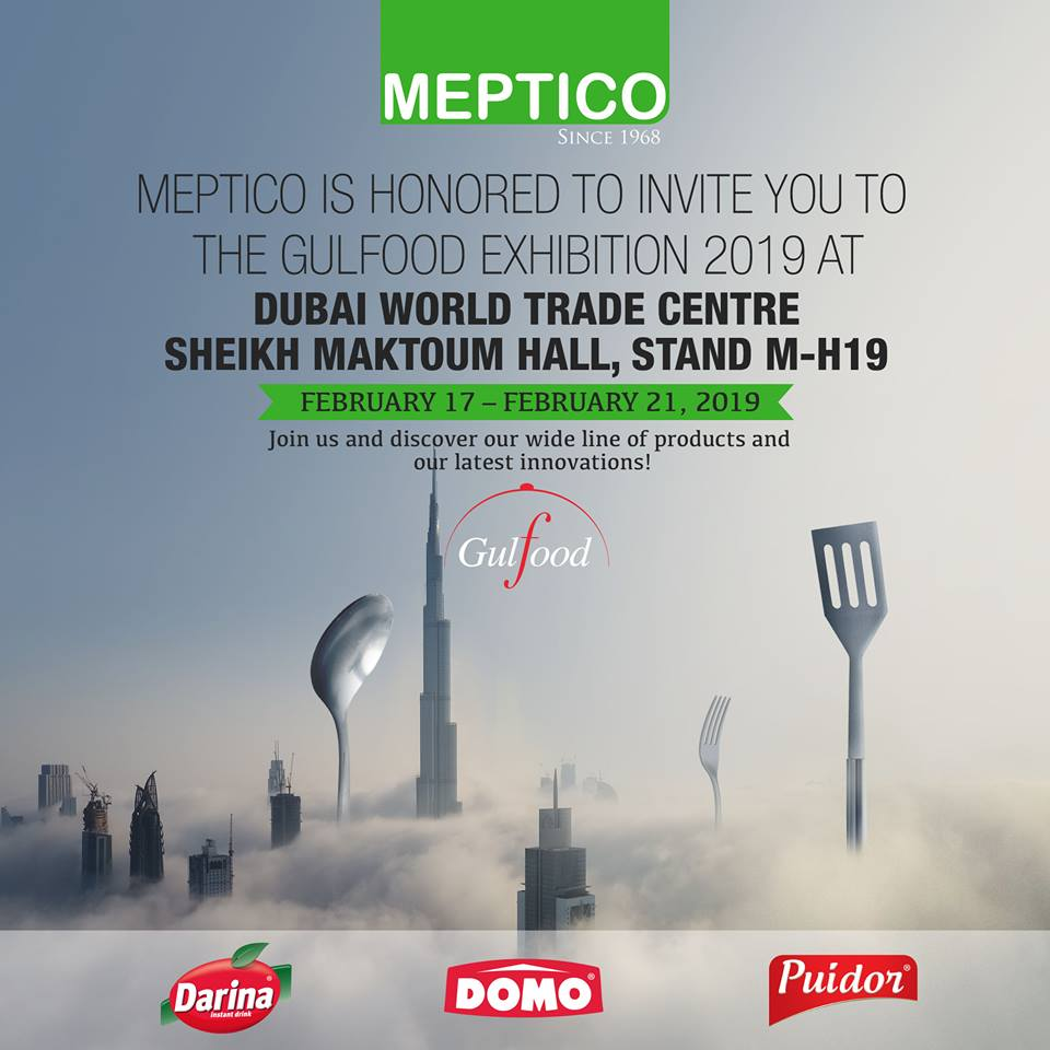 Gulfood Trade Show Exhibition | February 2019